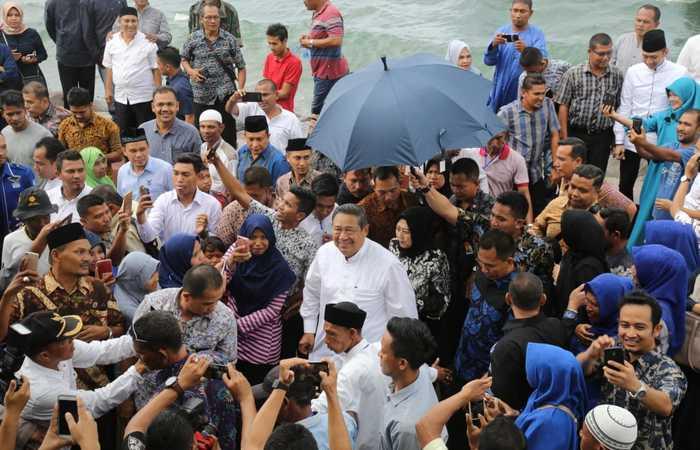 Rakyat dan Demokrat Lepas Rindu Dikala JK Mengkritik Jokowi