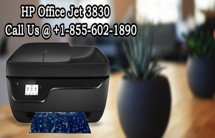 HP OfficeJet 3830 printer and its Features