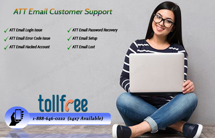Unleash the Competency to Troubleshoot of ATT Email Customer Support Team