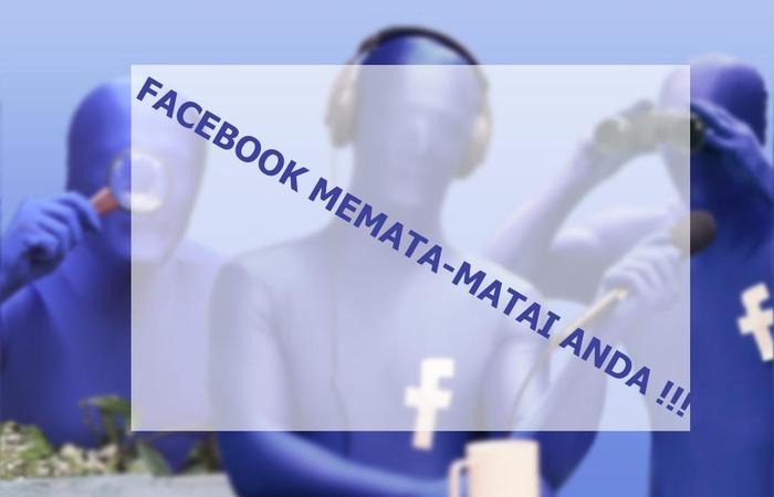 Apakah Facebook Memata matai kita