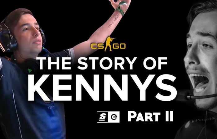 The Story About kennyS (The godlike AWP'er) part 2