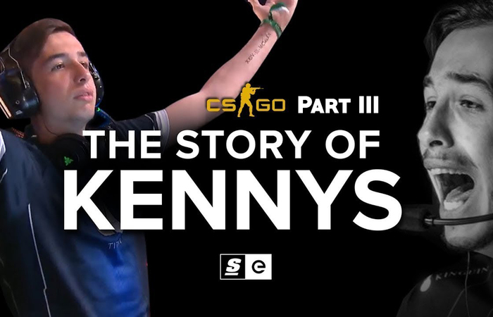 The Story About kennyS (The godlike AWP'er) part 3