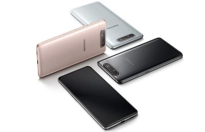 Harga dan Spesifikasi Lengkap Samsung Galaxy A80