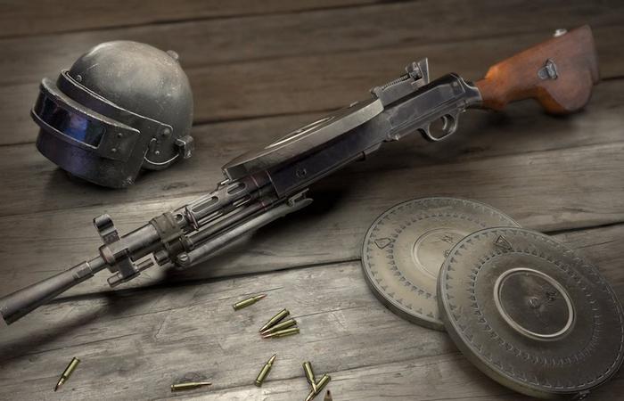 5 Senjata Terbaik PUBG untuk Pemula