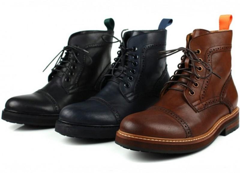 Mengenal Beragam Jenis Sepatu Boot