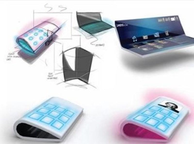 Samsung dan LG Siapkan Smartphone dengan Layar yang  Bisa Dilipat