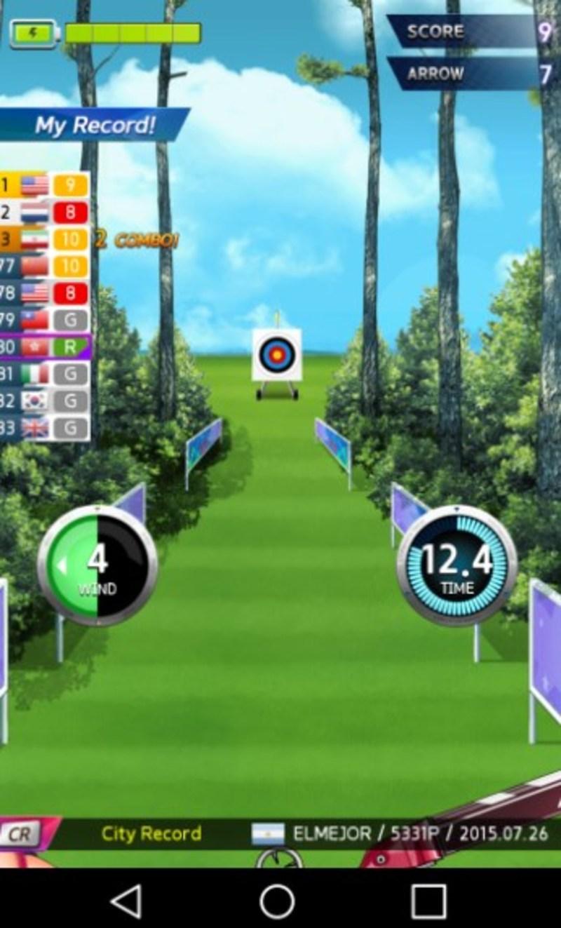 5 Game Panah Memanah Android Terbaik