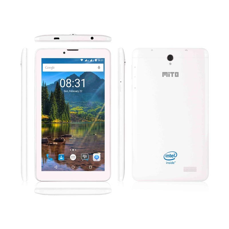Mito T35 Fantasy, Tablet Gaming Murah dengan Intel Atom X3