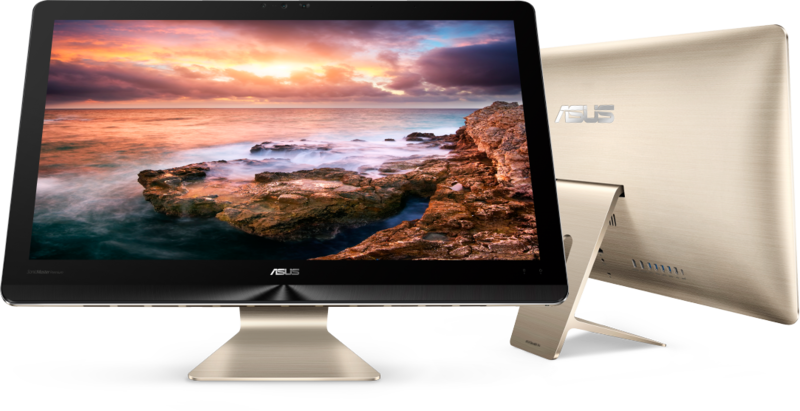 Asus Zen AiO Pro, All-in-One PC Ala iMac.