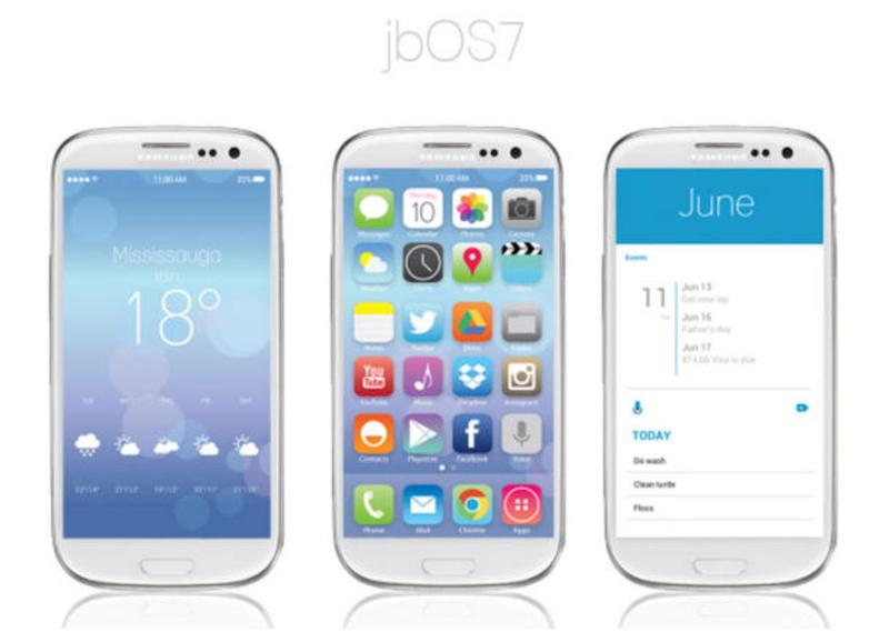 5 Cara Mengubah Tampilan Smartphone Android Tampak Seperti iPhone