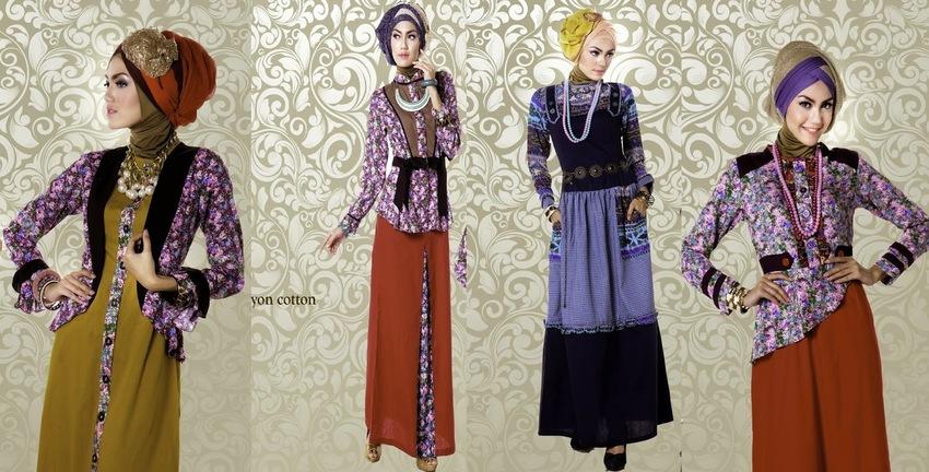 Tips Memilih Baju Muslim Gamis Dan Hijab Modern Article