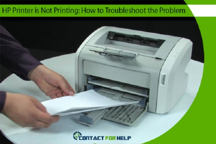HP Printer is Not Printing: How to Troubleshoot the Problem