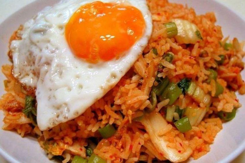 Resep Masakan Indonesia Nasi Goreng