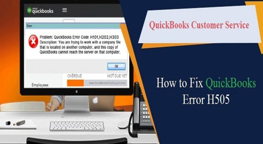 How to Fix QuickBooks Error H505? - Article - Plimbi Social