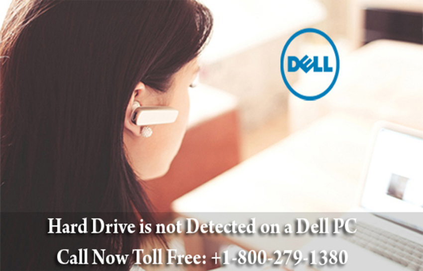 Hard Drive is not detected on a Dell PC  How to fix it