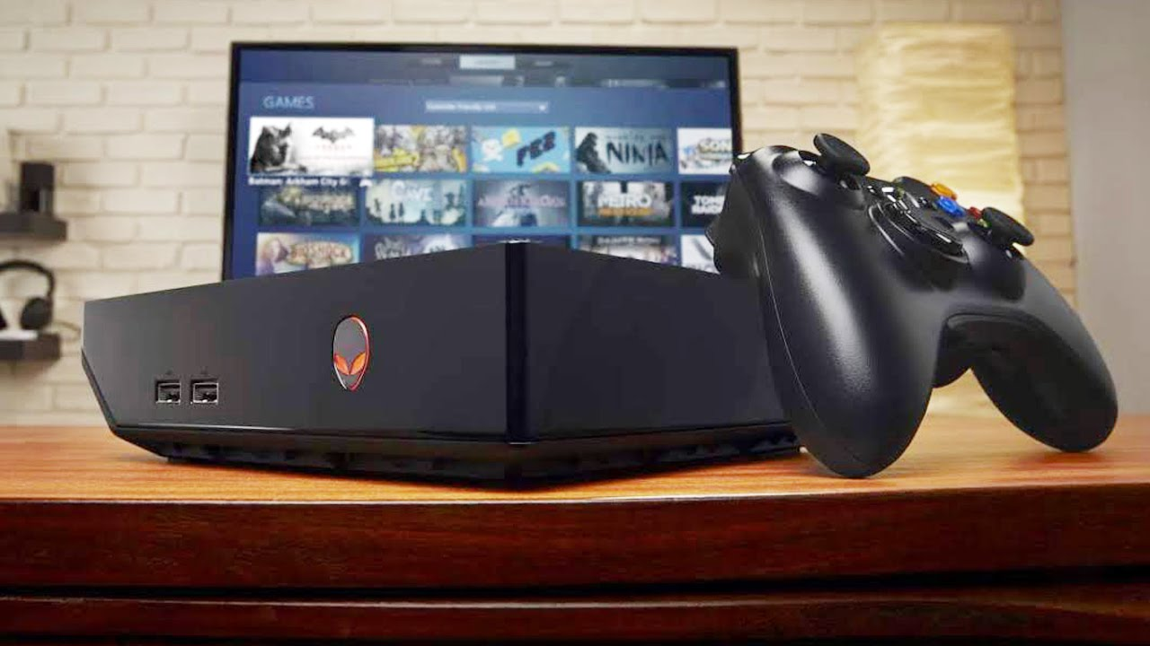 Review Alienware Alpha: PC Gaming Mini atau Konsol SteamEngine?