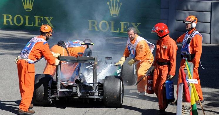 Misi Penting Rosberg di GP Singapura