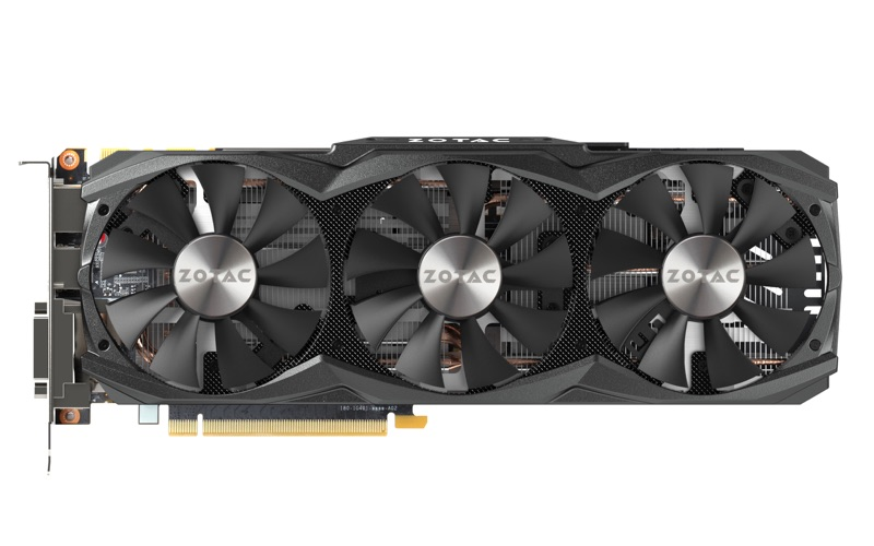 Review Zotac GTX980 Ti Amp! Edition 6GB