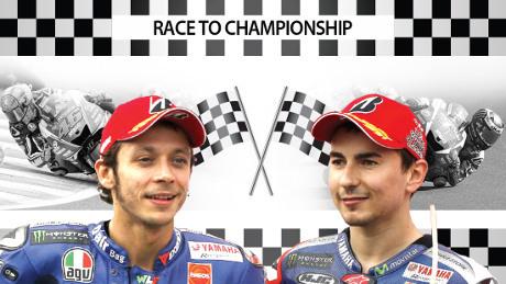 Catatan Jelang Seri MotoGP Pamungkas