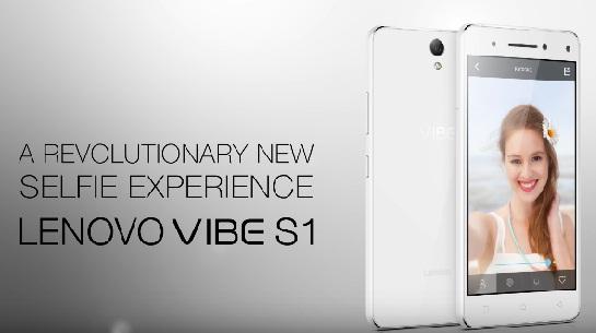 Lenovo Vibe S1, Mengandalkan Dua Kamera Selfie