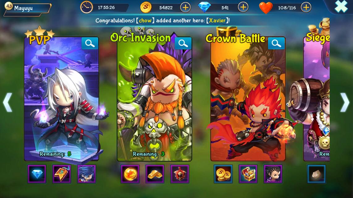 Mystic Kingdom, Game RPG Imut untuk Android