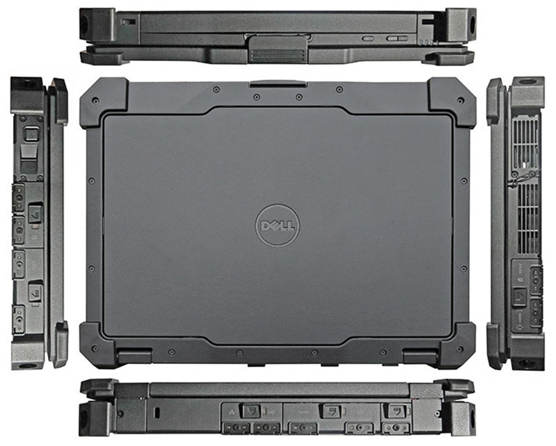 Dell Latitude 12 Rugged Extreme Mid-Range: Si Perkasa dengan Layar Konvertibel