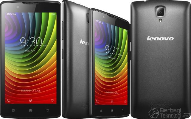 A2010, 4G Low End Dari Lenovo