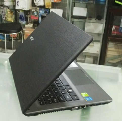 Review dan Unboxing Acer E5-473G Core i5