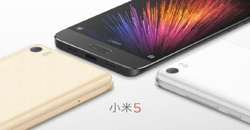 Xiaomi Mi 5, Smartphone Super Cepat Resmi Meluncur