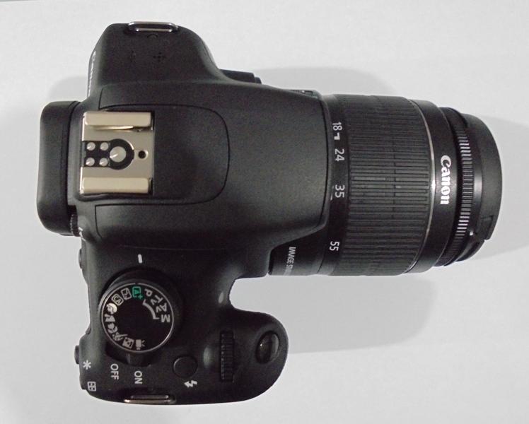 Review Canon EOS 1200D