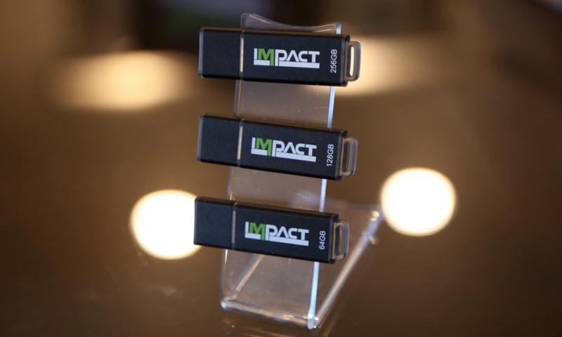 Transfer Data Secepat Kilat dengan USB Flashdrive Mushkin Impact 256 GB USB 3.0