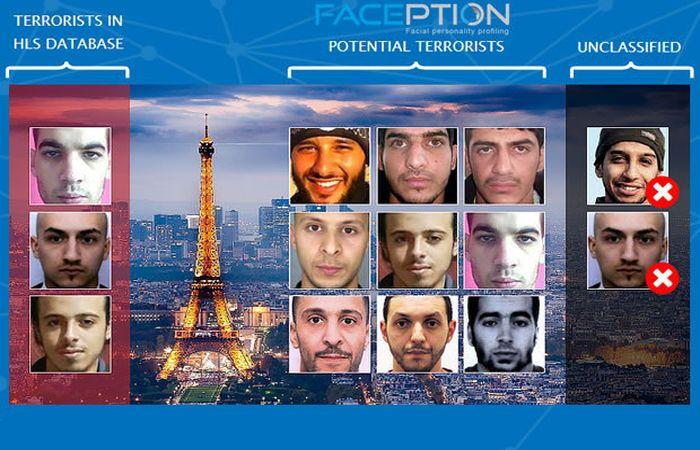 VIDEO: Ini Baru Keren, Software Faception Bisa Kenali Wajah Penjahat dan Teroris