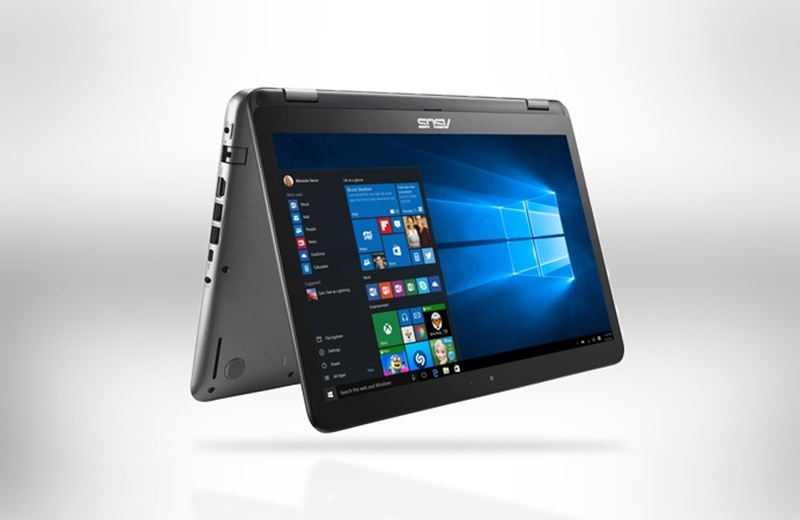 Review Laptop Konvertibel Asus Vivobook Flip TP301UJ