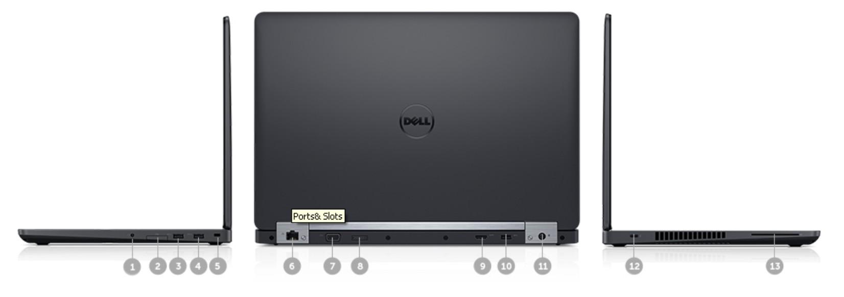 Dell Precision 3510 Laptop pilihan dengan baterai tahan lama dan layar menawan