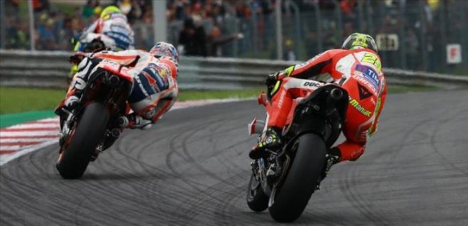 Jelang MotoGP Seri ke-10, Sirkuit Red Bull Ring Austria 2016
