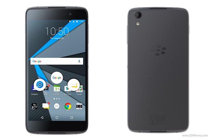 Melihat Blackberry DTEK50, Salah Satu Android Teraman