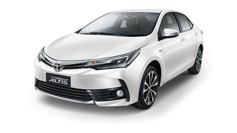 Toyota All New Corolla Altis Sebuah Mobil Sedan Mewah Terbaik
