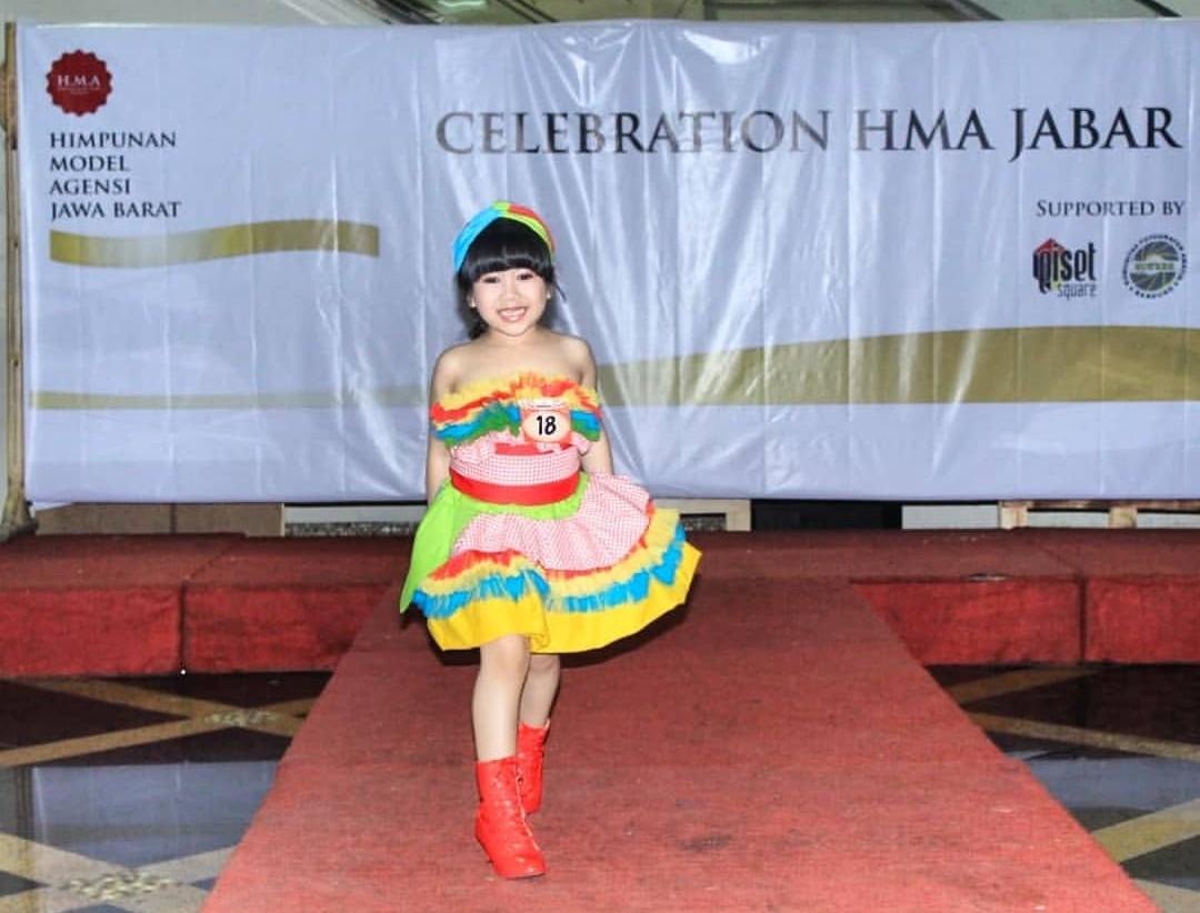Ayla Syahira Fatisha Kamila  Raih 120 Berbagai  Prestasi Di usia 6 Tahun
