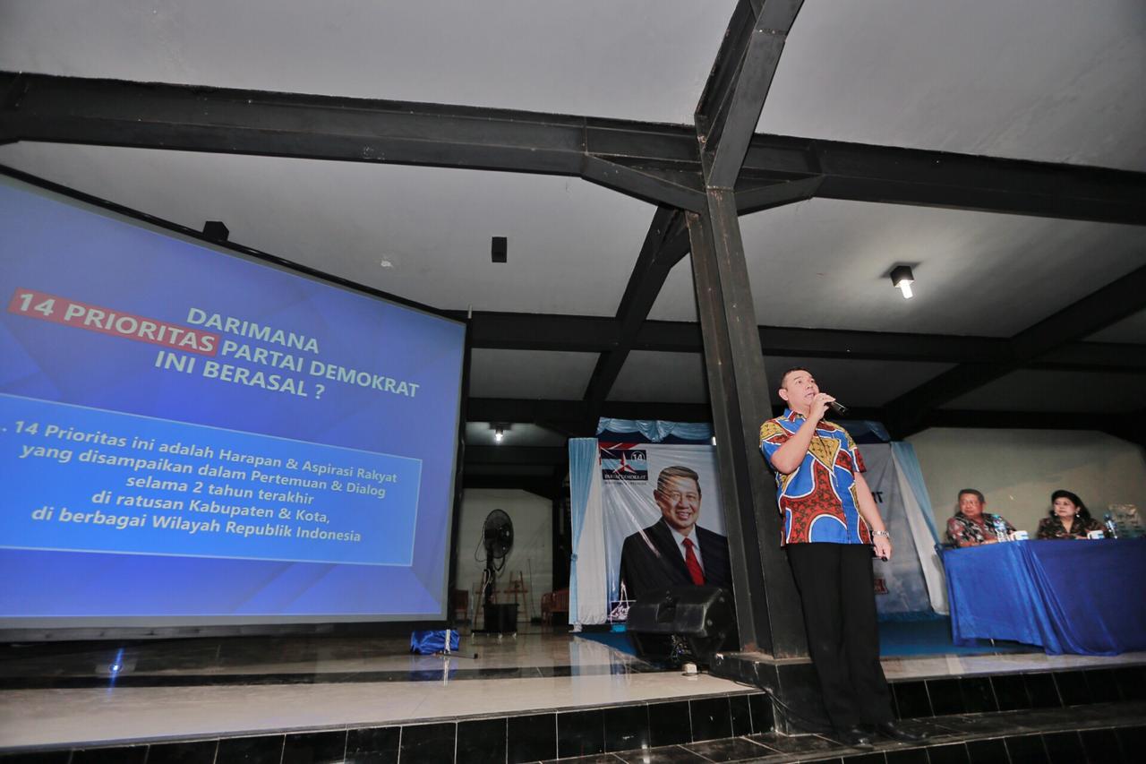 Bertemu SBY dan Komitmen Politisi Negarawan