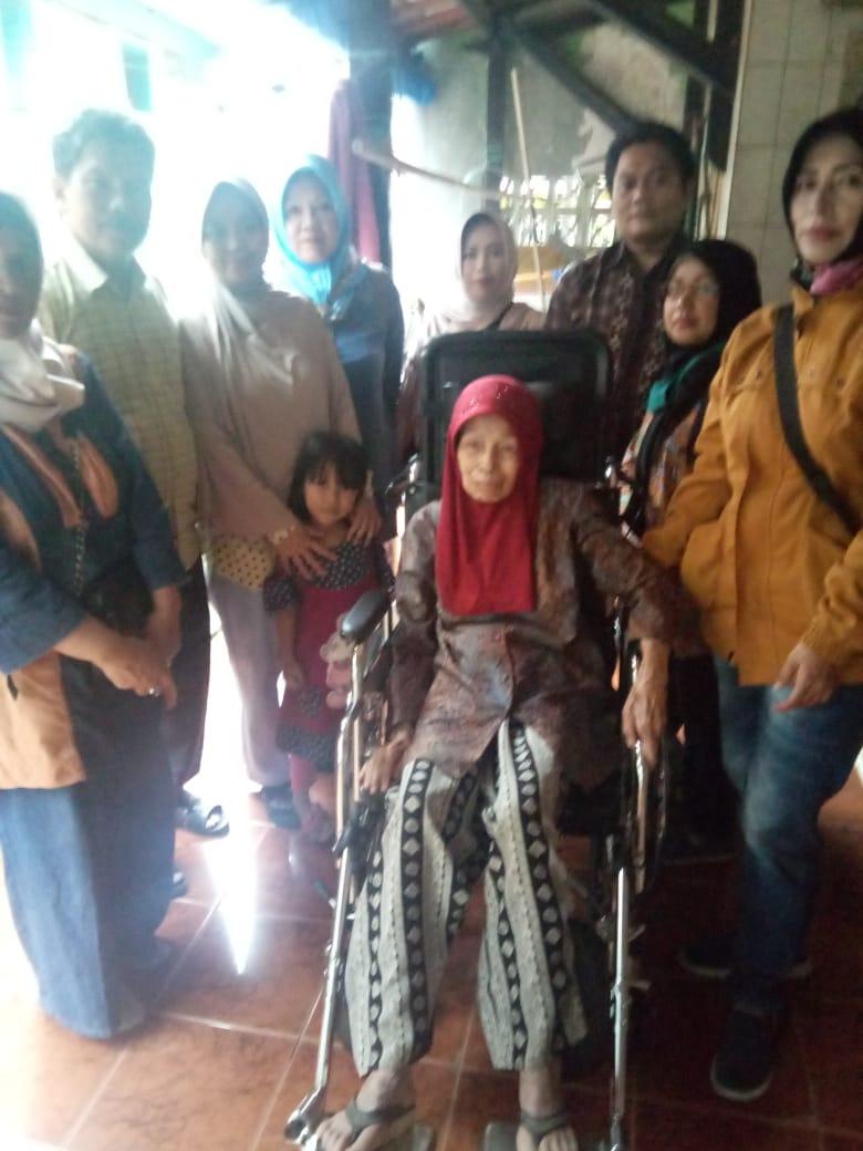 Dibawah Binaan Kabid FM Managert SLRT Kabupaten Bandung Puskesos Sehati Terdepan Melayani Masyarakat Di Bidang Social DanKesehatan Warganya .